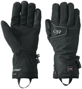 Outdoor Research Stormtracker Heated Gloves black/XL