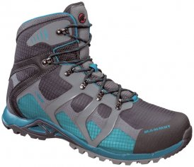 Raichle / Mammut Comfort High GTX SURROUND Women graphite/pacific/EU 38 2/3=UK 5.5