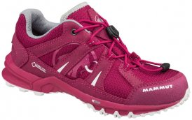Raichle / Mammut First Low GTX Kids d'magenta/white/EU 36