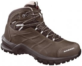 Raichle / Mammut Nova Mid II GTX Women bark/white/EU 36 2/3=UK 4.0