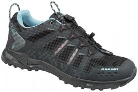 Raichle / Mammut T Aenergy Low GTX Women black/air/EU 39 1/3=UK 6.0