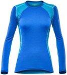 Devold Energy Woman Shirt planet blue/L