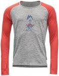 Devold Romedal Man Shirt cayenne/L