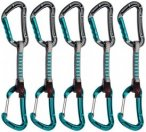 Mammut 5er Pack Bionic Express Sets basalt/aqua/Straight Gate/Wire Gate 10 cm