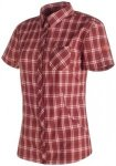 Mammut Alessandria Women's Shirt maroon/barberry/S