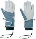 Mammut Niva Women's Glove chill/white/8