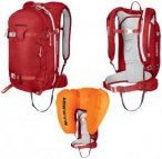 Mammut Ride Protection Airbag 3.0 // mit Airbag lava/30 Liter