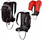 Mammut Ride Protection Airbag // mit Airbag black/white/22 Liter