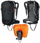 Mammut Ride Removable Airbag 3.0 // mit Airbag black/30 Liter