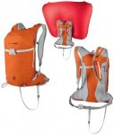 Mammut Ultralight Removable Airbag // mit Airbag dark orange/20 Liter
