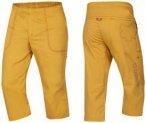 Ocun Jaws 3/4 Pants golden yellow/S