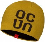 Ocun Logo Hat oil yellow/one size