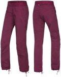 Ocun Pantera Women's Pants beet red/M