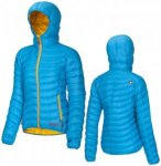 Ocun Tsunami Down Women's Jacket blue/yellow/S