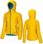 Ocun Tsunami Down Women's Jacket yellow/blue/S