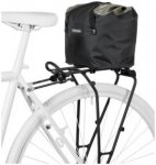 Ortlieb Fahrradkorb L schwarz/grau/22 Liter