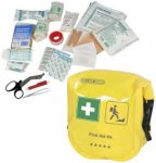 Ortlieb First Aid Kit Safety Level HIGH gelb/Bergsport High