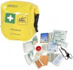 Ortlieb First Aid Kit Safety Level High gelb/Kanu High