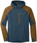 Outdoor Research Ferrosi Hooded Jacket peacock/saddle/XL