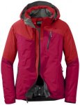 Outdoor Research Offchute Women's Jacket flame/scarlet/S