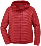Outdoor Research Verismo Hooded Down Jacket hot sauce/L