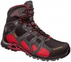 Raichle / Mammut Comfort High GTX SURROUND Men black/inferno/EU 42.0=UK 8.0