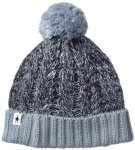 Smart Wool Ski Town Hat blue ice heather/one size