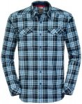 The North Face Lodge Shirt cosmic blue/M