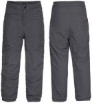 Vaude Kids Caprea warmlined Pants II iron/134/140