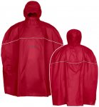 Vaude Kids Grody Poncho indian red/M