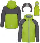 Vaude Kids Muntjac 2in1 Jacket chute green/110/116