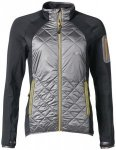 Yeti Plym W's Hybrid Wool Jacket anthracite/gull grey/L