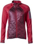 Yeti Plym W's Hybrid Wool Jacket ribbonred/darkred/S