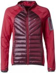 Yeti Tay W's Hybrid Down Hoodie ribbonred/darkred/M