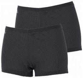 Damen Panty Cubic 2er Pack , Odlo , M
