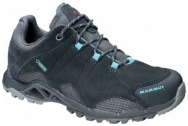 Damen Comfort Low GTX Surround , Mammut , 7.0