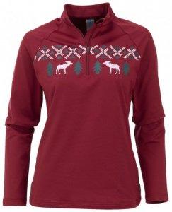 Damen Midlayer Reindeer , Odlo , XL