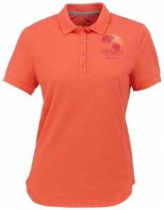 Damen Poloshirt Trim Primavera , Odlo , M