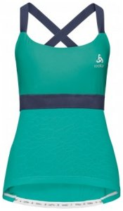 Damen Singlet with integrated top CERAMICOOL X-Light , Odlo , L