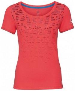 Damen T-Shirt Crew neck KUMANO F-DRY Print , Odlo , 3XL