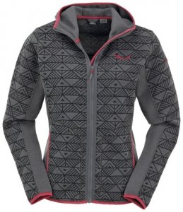 Fleecejacke Puez Printed , Salewa , 42