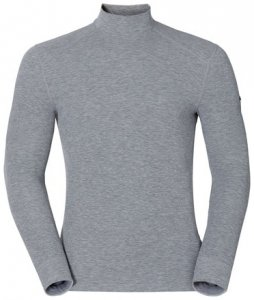 Herren Shirt l/s turtle neck WARM , Odlo , XL