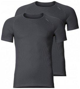 Herren T-Shirt cubic 2 Pack , Odlo , XXL