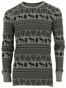 Herren Set Active Originals Warm Reindeer , Odlo , M