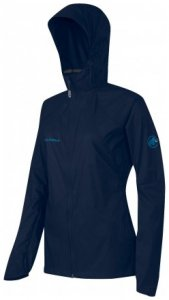 Runbold Windbreaker Hooded Jacket Women , Mammut , XS