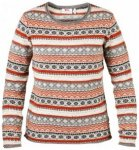 Damen Övik Folk Knit Sweater , Fjällräven , S