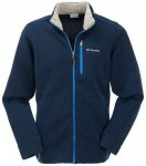 Herren Strick-Fleecejacke Terpin Point II , Columbia , L