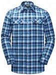 Herren Langarmhemd Bow Valley Shirt , Jack Wolfskin , L