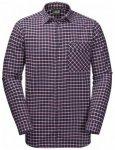 Herren Langarmhemd Fraser Island Shirt , Jack Wolfskin , 3XL