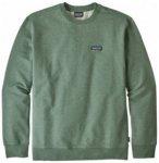 Herren P-6 Label MW Crew Sweatshirt , Patagonia , L